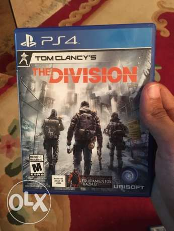 Tom Clancy's The Division المعادي -  1