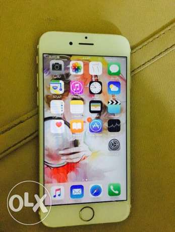 iPhone s6 (64G) gold color
