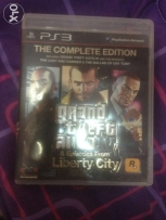 GTA Liberty City Stories Game For PS3