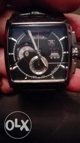 (Tag Heuer Monaco Ls (Replica watch