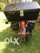 Honda shadow airo