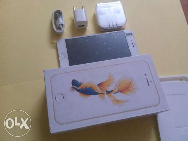 iPhone s 6 plus new for sale first high copy جاردن سيتي -  6