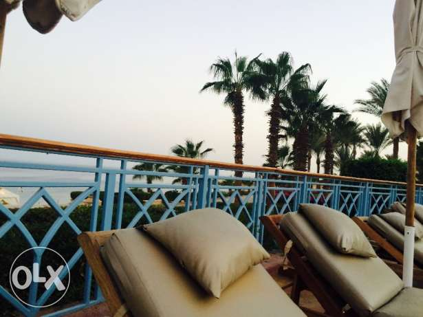 1 week for 6 adults at Hurghada Marriott