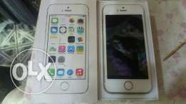 IPhone 5s gold 16