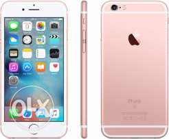 New | iPhone 6s Plus 64GB RoseGold | Sealed