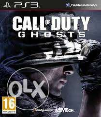 Call of duty Ghosts - PlayStation 3 القاهرة - أخرى -  1