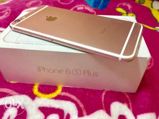 iphone 6s plus rose gold حدائق القبة -  1