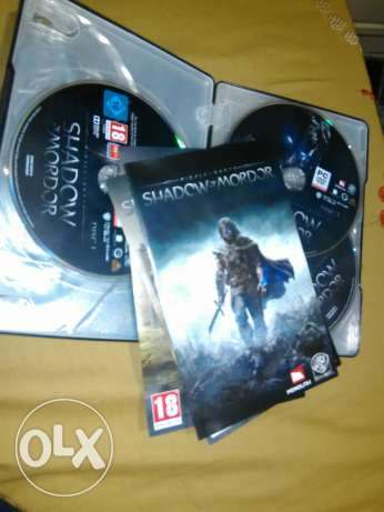 Shadow of mordor pc 6 أكتوبر -  2
