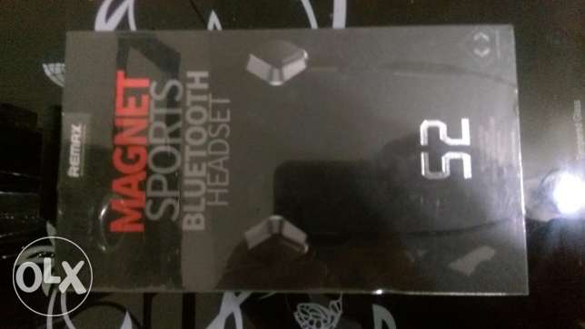 Remax Bluetooth earphone RB S2 الإسكندرية -  1