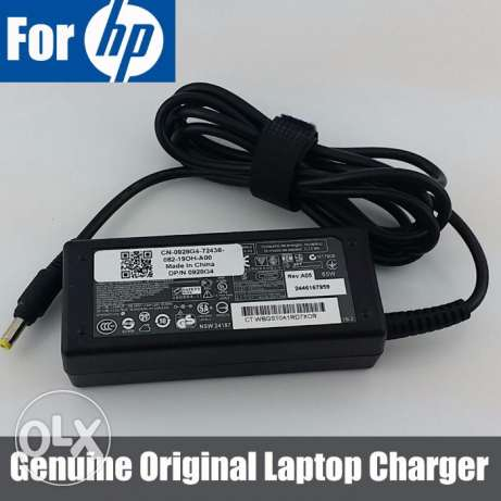 hp ac adapter series ppp009h 30w شاحن لاب توب