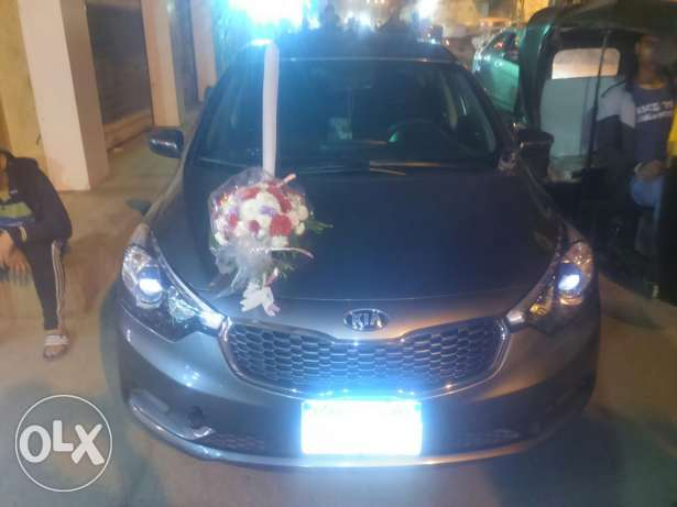 Kia for rent very clean ترسا -  1