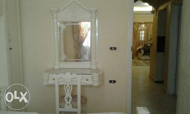 For rent two bedroom apartment in a villain Mubarak 6. 3000 LE الغردقة - أخرى -  2
