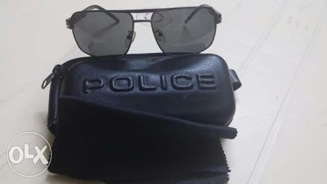 Original police sunglasses