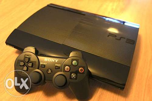 PlayStation3 Super Slim بلايستيشن 3