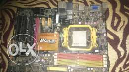 Mother bord ECS ddr2 A780GM-A