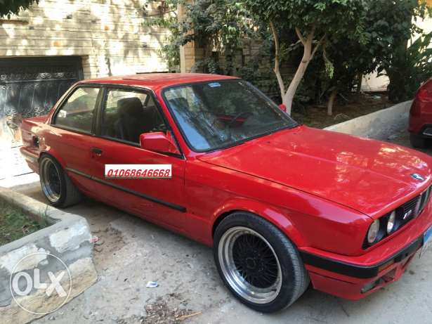 BMW E 30 Coupe 6 أكتوبر -  1