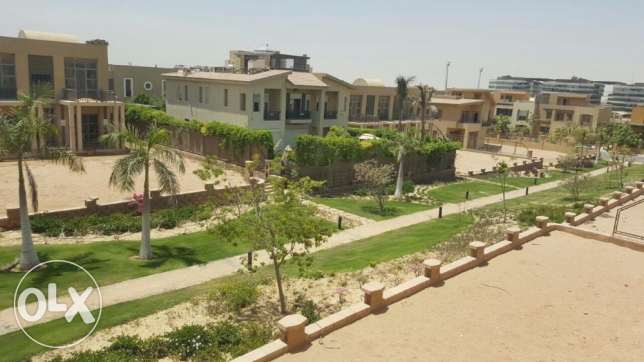 Standalone villa for sale in ALLIGRIA SODIC second row golf view الشيخ زايد -  7