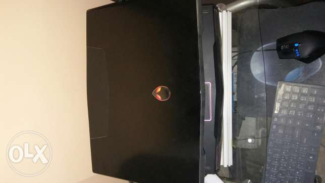 Alienware m15x for sale شرم الشيخ -  2