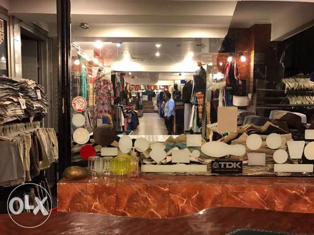 Shop and retail boutique for sale مصر الجديدة -  4