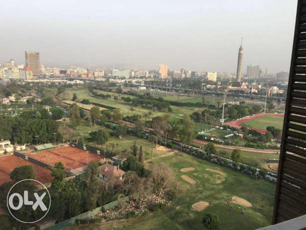 nile & gzeira club view at south of zamalek 400m2 app الزمالك -  2