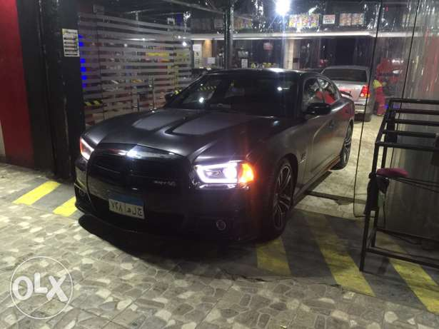 Dodge original SRT8 charger
