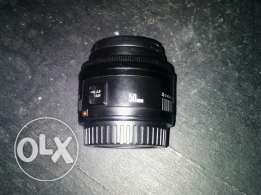 Canon lens 50mm 1.8 ii