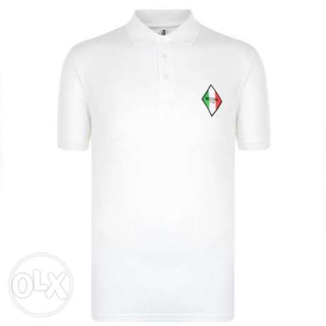 NEW MOSCHINO polo shirt xl