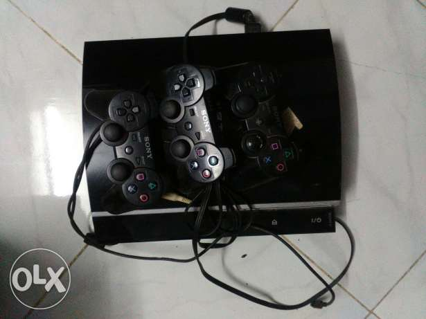 ps3 fat mo3adal