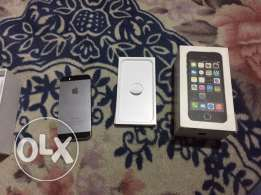 iphone 5s 16gb spacegray excellent condition