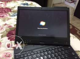 x230 Tablet touch screen,i5 , solid state HDD240GB , 8GB Ram,windows 7