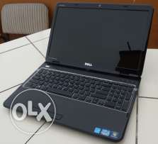 LAP TOP DELL N5110 CORE I7 RAM6 HDD 500 + 2 VGAللجرافيك العالي