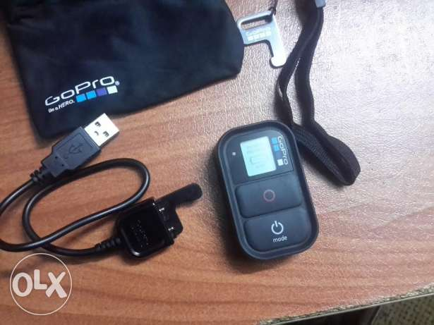 Gopro remote control جوبرو ريموت