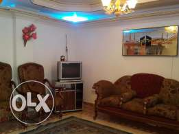Furnished Apartment for rent in golf city