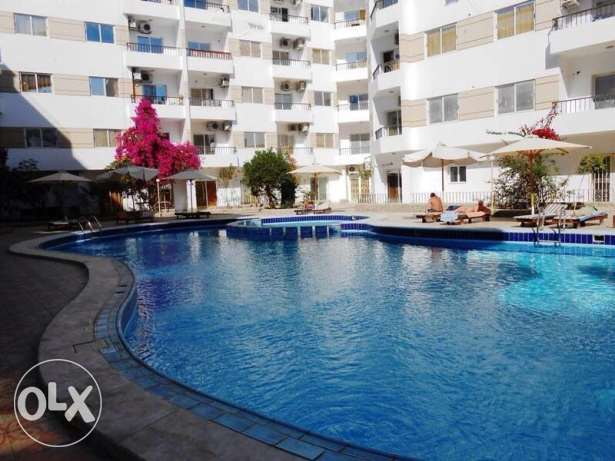 Apartment for rent Promenade Hurghada الغردقة -  1