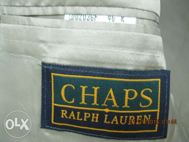 JACKET Ralph Lauren Original Made In CANADA