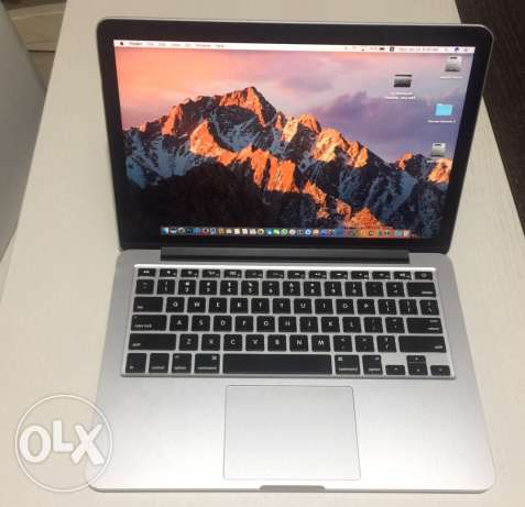 MacBook Pro (Retina 13-inch,Ram8,Core i5,Late 2012)