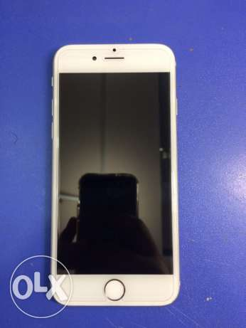 iPhone 6 16 GB White silver المعادي -  2
