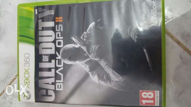 Call of duty black ops 2 -xbox360