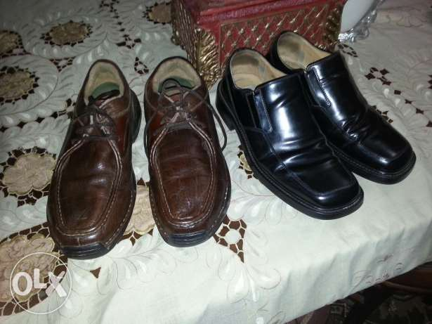 Shoes from Italy and timberland shoes . الإسكندرية -  4