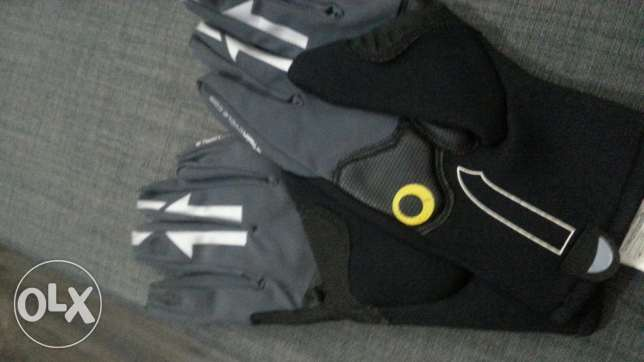 Bicycle gloves btwin