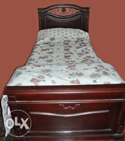 wooden bed for sale, excellent quality