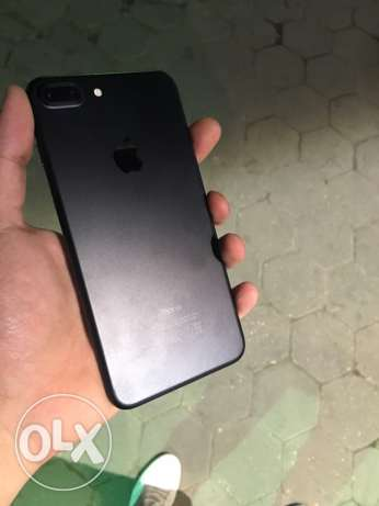 iphone 7 plus 32 black زيرووو