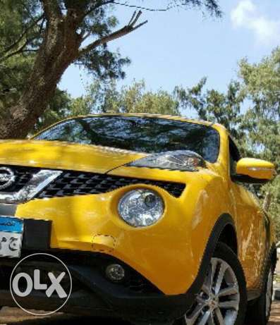nissan juke 2015 special order like new