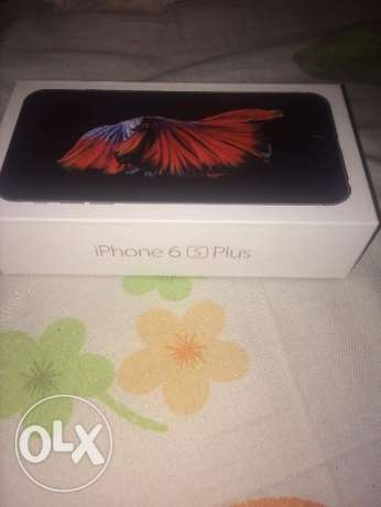 iPhone 6s plus New 16Gb space grey 9000