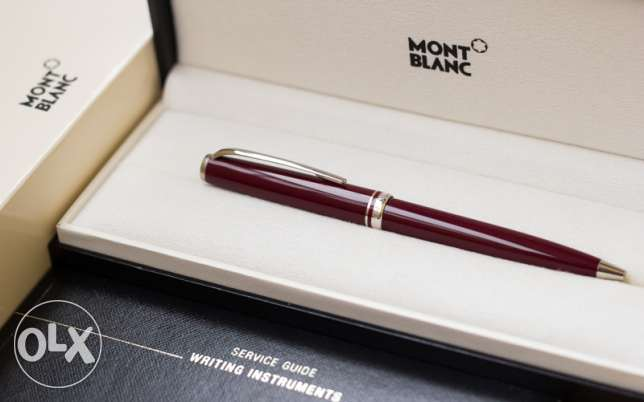 MONTBLANC Cruise Collection Bordeaux - Ballpoint Pen