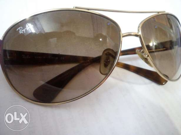Rayban 3386 made in italy