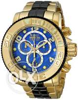 Invicta Men's 10768 Sea Hunter Analog Display Swiss Quartz Two Tone Wa