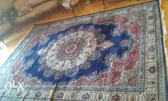 3x4m 100% wool carpet 6 أكتوبر -  2