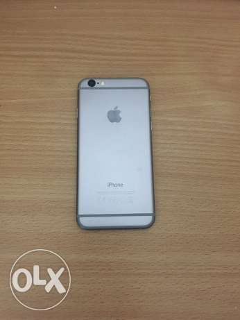 iPhone 6 64gb - Space grey - Good condition القاهرة الجديدة -  2