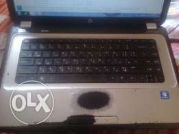 lap top HP pavilion g 6 series